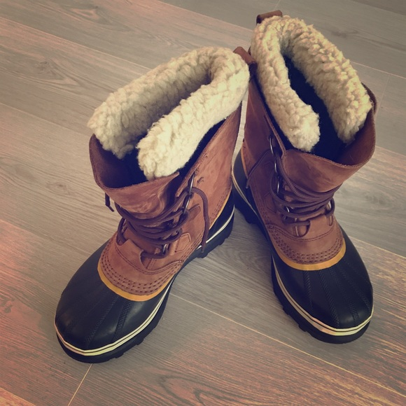 Sorel Other - Caribou Sorel Waterproof Snow Boots